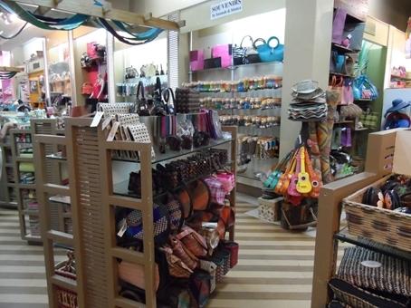 Handicrafts and souvenir items