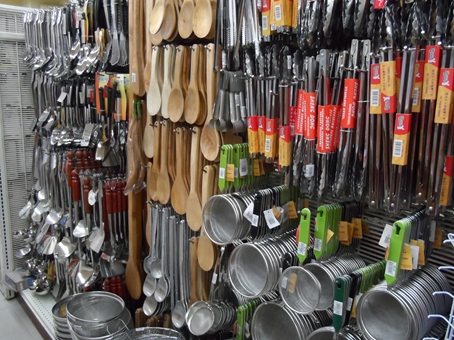 Ladles and more