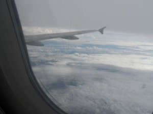 Up in the sky ...