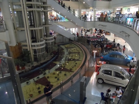 Malls, simply part of modern life