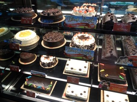 Classic Chocolate cakes