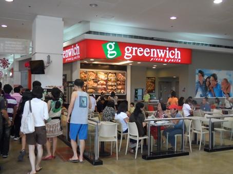 Greenwich ICM branch