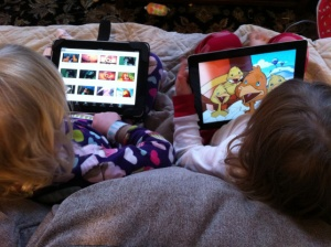 For children.. Tablets do get their attention