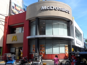 "The store known here as ""McDo"""
