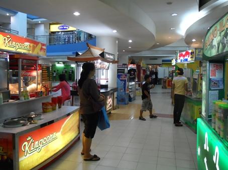 BQ food carts