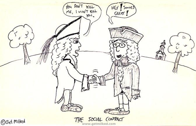 A social contra…