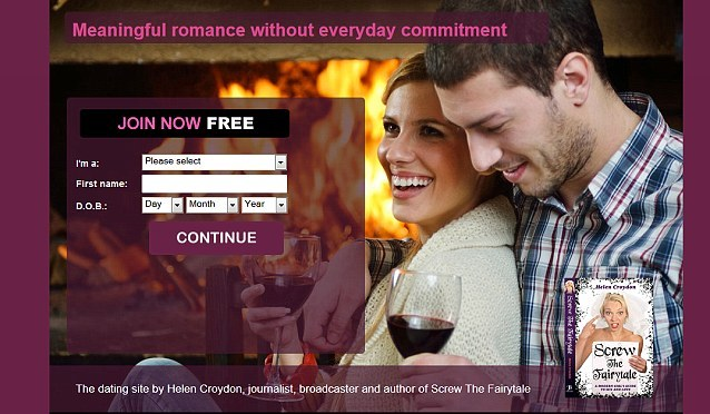App Review: Part-Time Love dating site