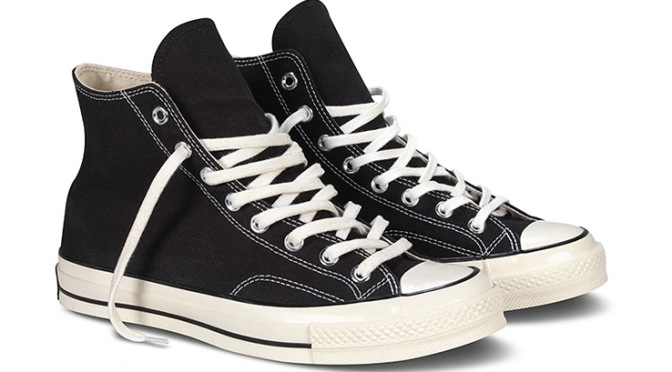 Footwear Review: Chuck Taylor
