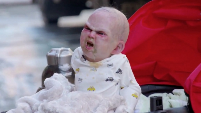 YouTube Review: Devil Baby Attack