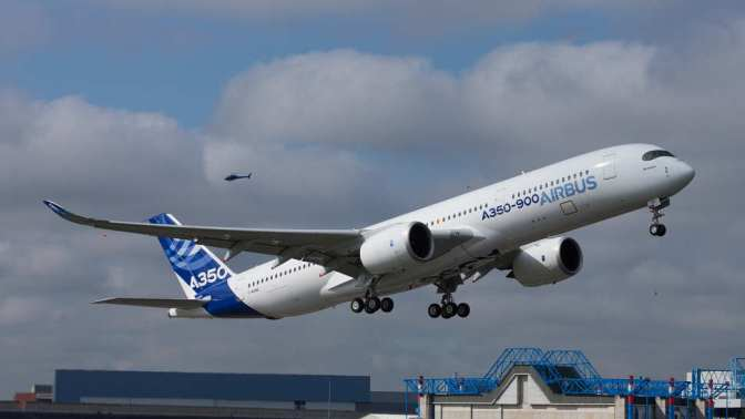 Airline Review: Airbus A350 XWB