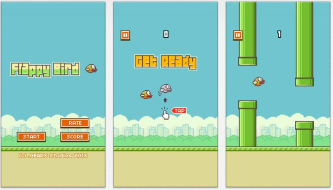 Gaming Review: Flappy Bird – R.I.P.(?)