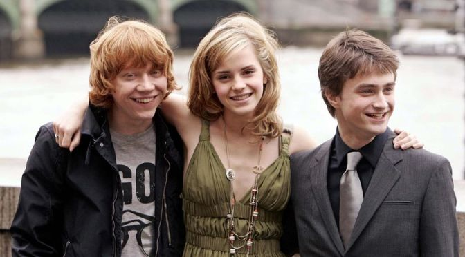 Movie Review: Harry Potter's Love Triangle