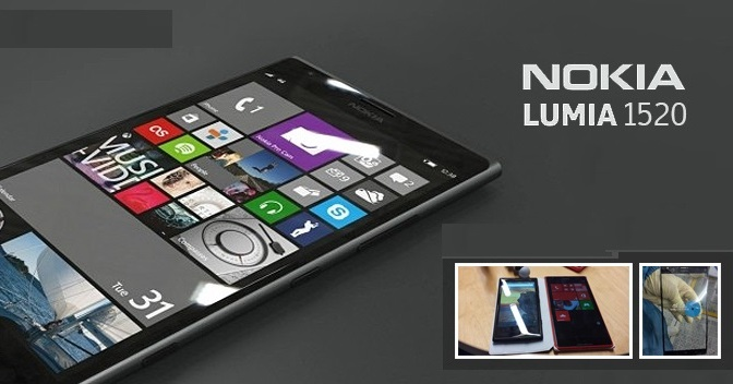 Product Review: Nokia Lumia 1520