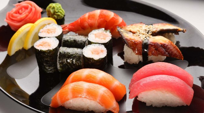 Food Review: Sushi  (Japanese)