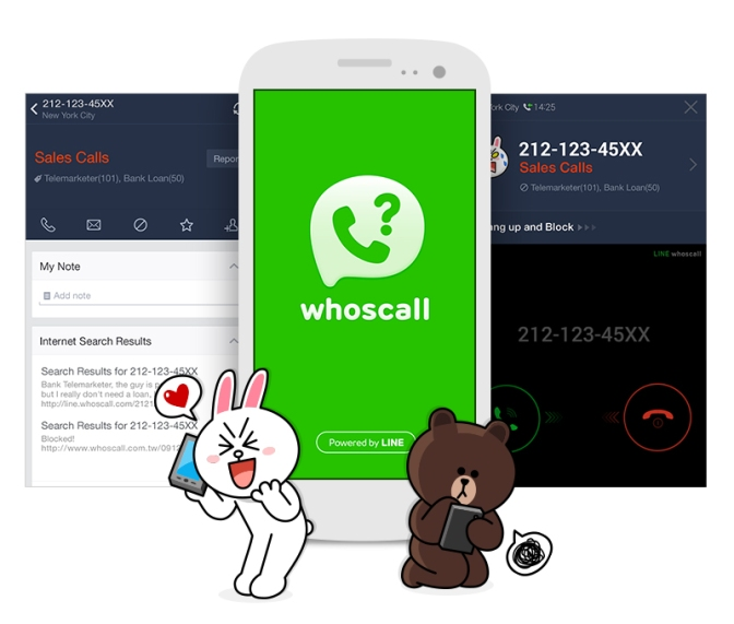 App Review: Whoscall
