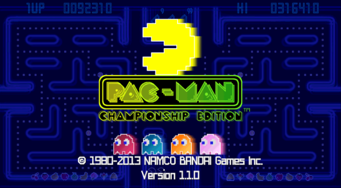 Gaming Review: Pac-Man Championship Edition