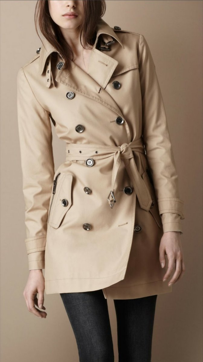 Fashion Watch: The Trench Coat