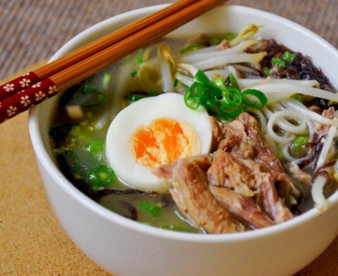 Food Review: Ramen (Japanese)