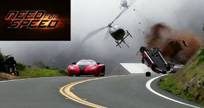 Need For Speed: Cars and Review