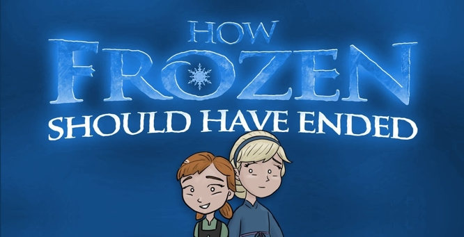 YouTube Review: How Frozen Should Have Ended
