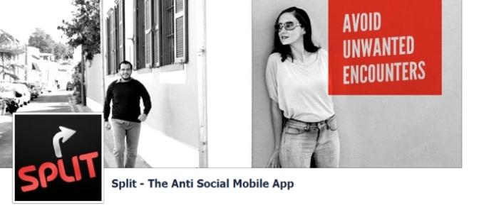 App Review: Split – The Antisocial App