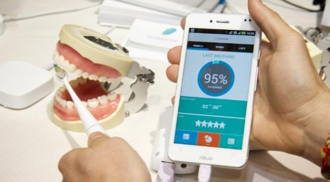 Gadget Review: Kolibree Smart Toothbrush