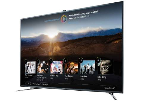 Samsung F9000 (55 inches) currently at £4,000 in the U.K.