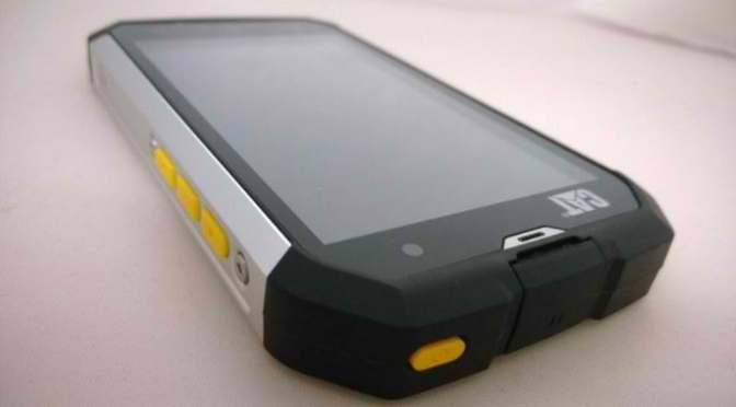 Product Review: Cat B15 smartphone