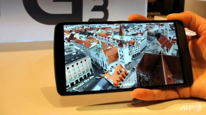 Product Review: LG G3 smartphone