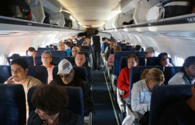 Ebola, Air Travel and Plague