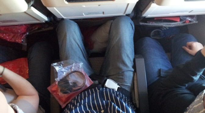 Simple Experiences: From Armrest to Legroom