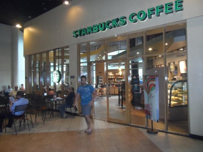 Simple Experiences: Starbucks
