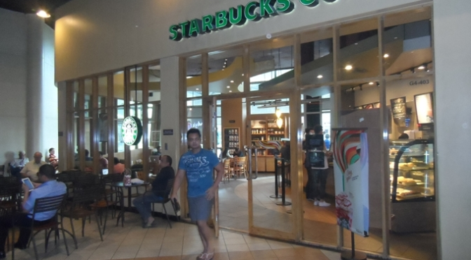 Simple Experiences: Starbucks