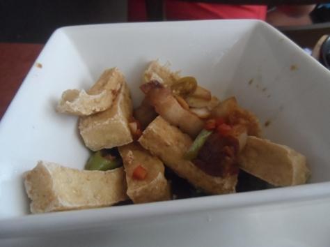 Tofu..