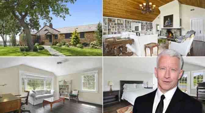 Anderson Cooper's Westhampton House on My Home