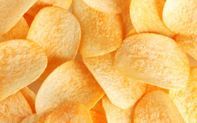 Food Review: Potato Chips (American)