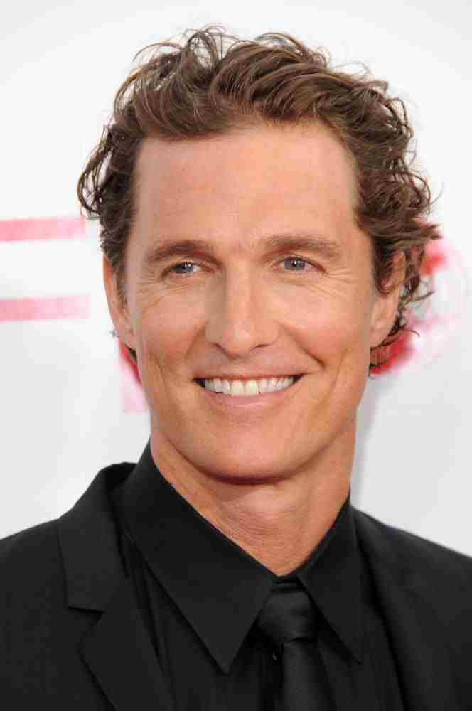 Fashion Watch: Matthew McConaughey