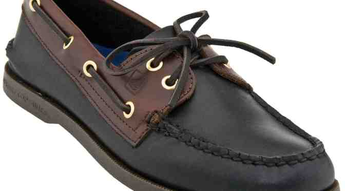 Gift Ideas: Sperry Top-Sider Boat Shoes