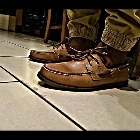 Sperry Top-Sider Authentic Original 2-Eye boat shoe