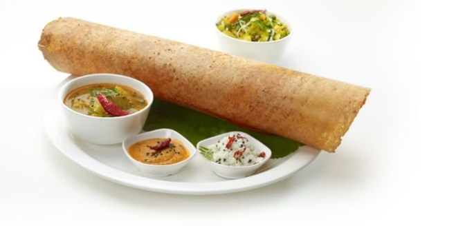 Food Review: Masala Dosa (Indian)