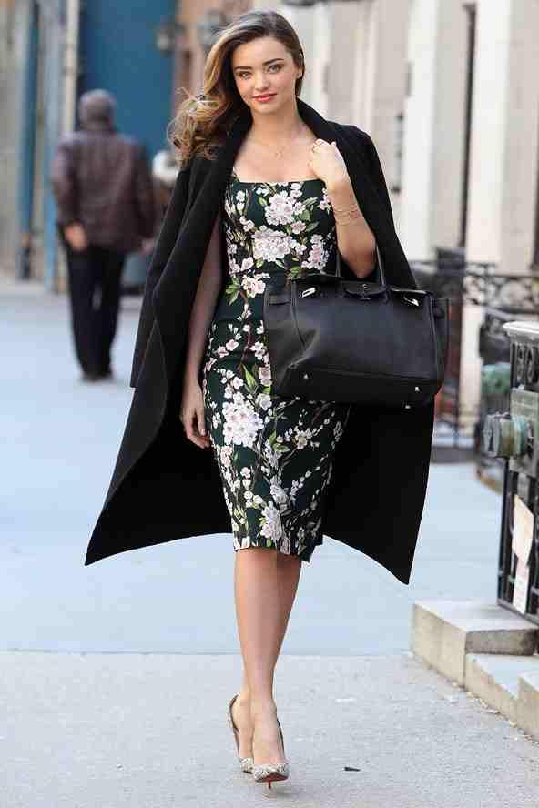 Coat Over Dress | Down Coat