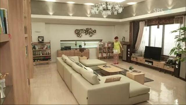 Korean living room design for Room design korean