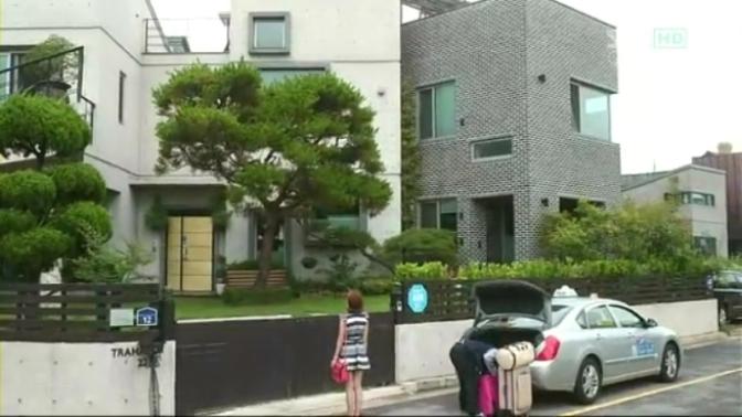 TV Set Design: A Gentleman's Dignity (Korean, Set 2)