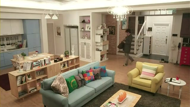 TV Set Design: A Gentleman's Dignity (Korean, Set 1 ...