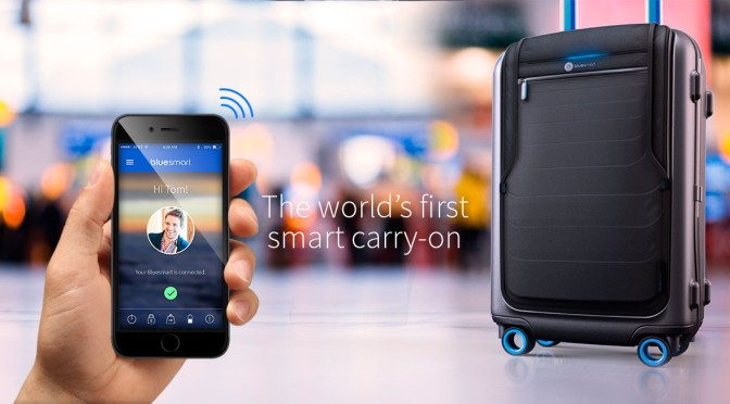 Innovation Watch: Bluesmart Carry-On