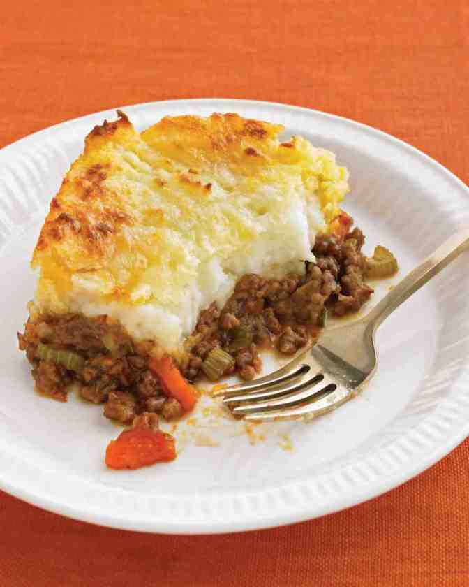 Food Review: Shepherd's Pie (British)