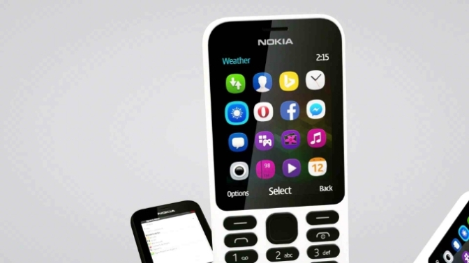 Product Review: Nokia 215