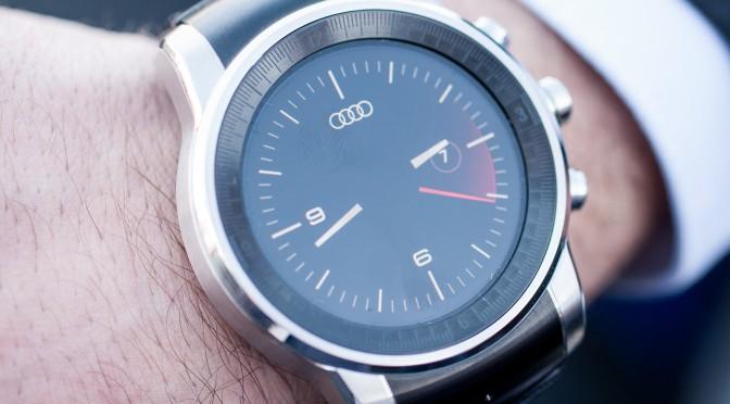 Innovation Watch: LG Audi Smartwatch