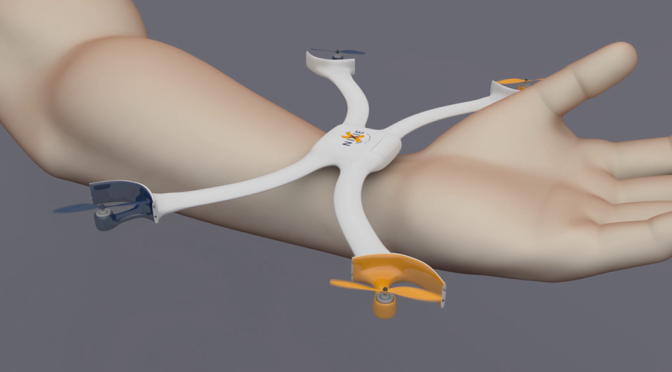 Innovation Watch: Nixie – Flying Wearable Camera