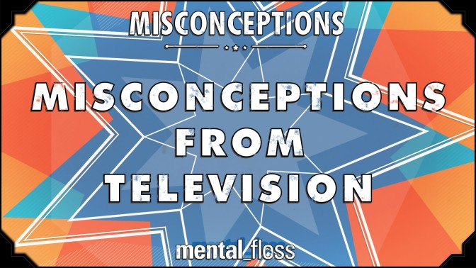 YouTube Review: Misconceptions From Television